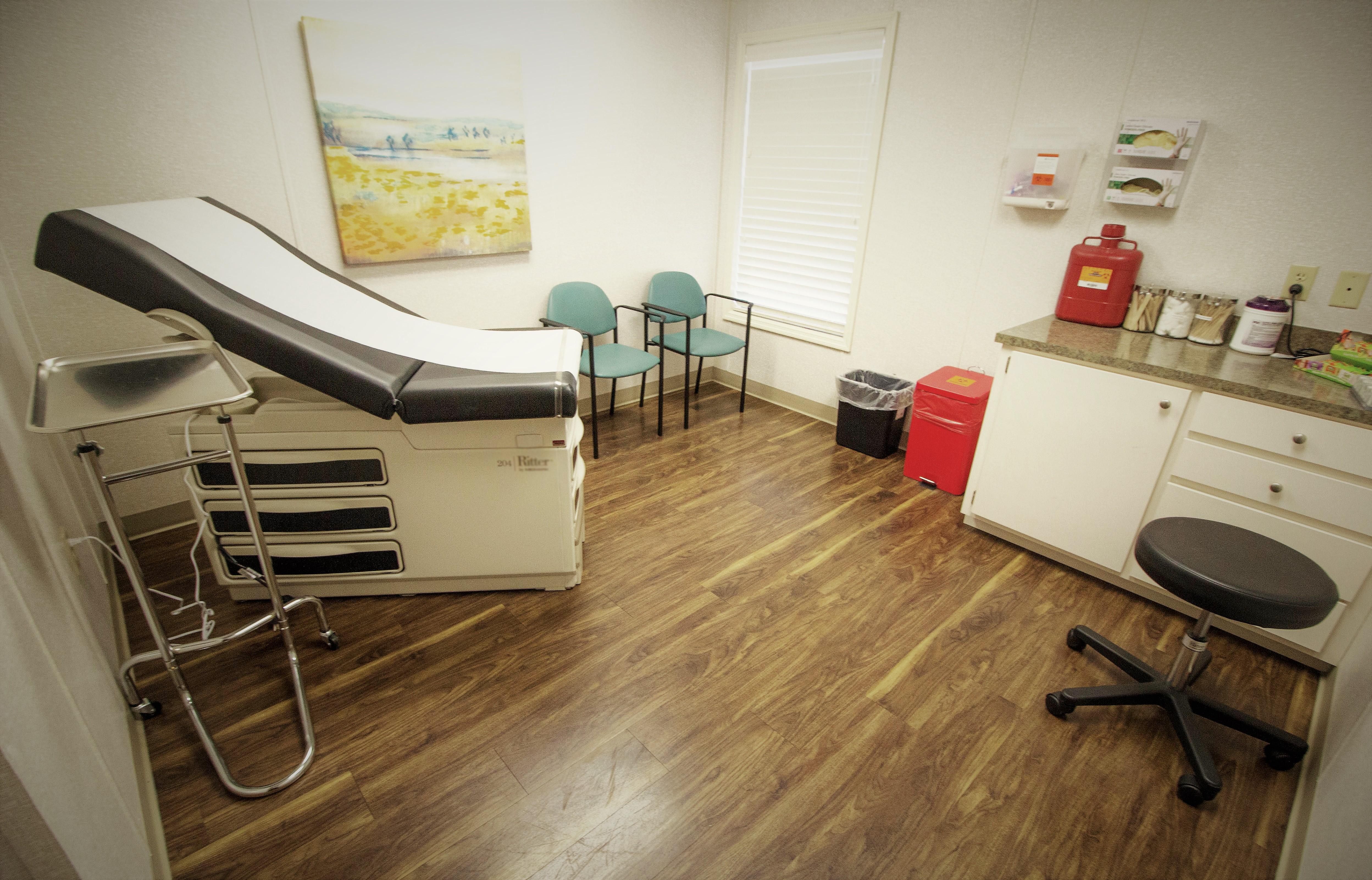 Symbol CareClinic Exam Room