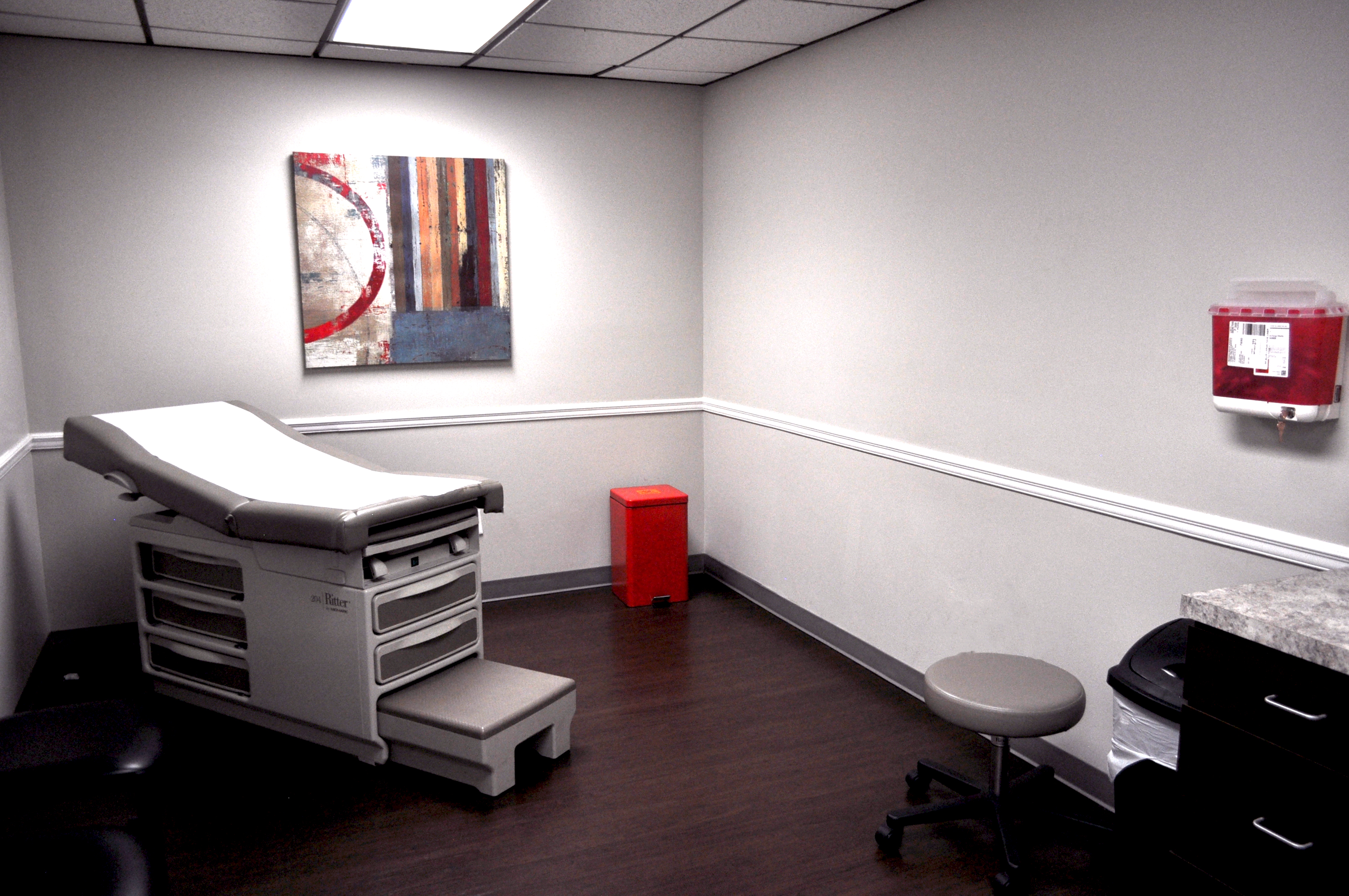 Symbol CareClinic Exam Room