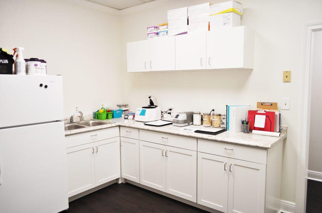 Onsite Lab in Clinics: Symbol laboratory