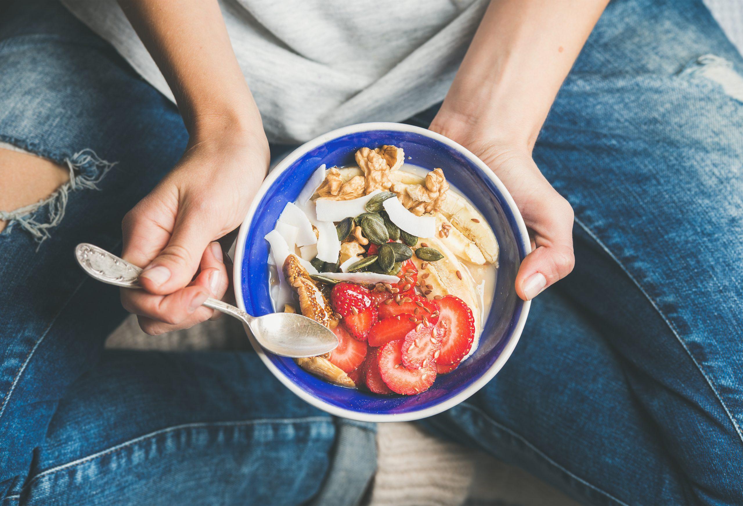 Preventative Healthcare Through Health Management Programming: Healthy Breakfast Bowl Featured
